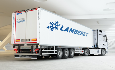 Lamberet - Configurateur de transport frigorifique